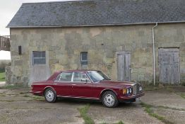 1985 Rolls-Royce Silver Spirit Saloon Chassis no. SCAZS0007FCH13643