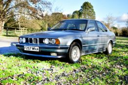 1989 BMW 530i Saloon Chassis no. WBAHC52060BE47229