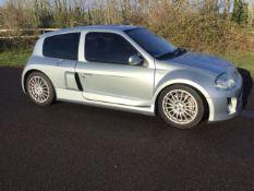 2002 Renault Sport Clio V6 Hatchback Chassis no. VF1C61A0624663231