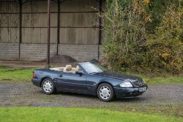 1996 Mercedes-Benz SL500 Convertible with Hardtop Chassis no. WDB1290672F140454
