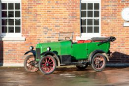 1925 Gwynne Eight Tourer Chassis no. 001522