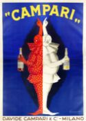 LEONETTO CAPPIELLO (1875-1942) CAMPARI