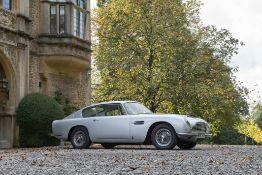 1966 Aston Martin DB6 Vantage 4.2-Litre Sports Saloon Chassis no. DB6/2650/R