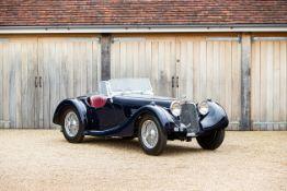 The Ex-Midge Wilby, 1939 Scottish RAC Rally,1937 Atalanta 2-Litre Sports Chassis no. 1011 Engine...