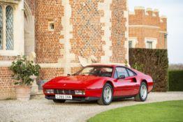 1985 Ferrari 328 GTB Coupé Chassis no. ZFFWA19B000060743