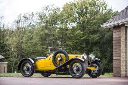 The London Motor Show; Ex-Maharajah of Patiala,1928 Aston Martin 1½-Litre Standard Sports Mo...