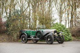1924 Vauxhall 30-98 OE-Type Velox Tourer Chassis no. OE 188 Engine no. OE 182