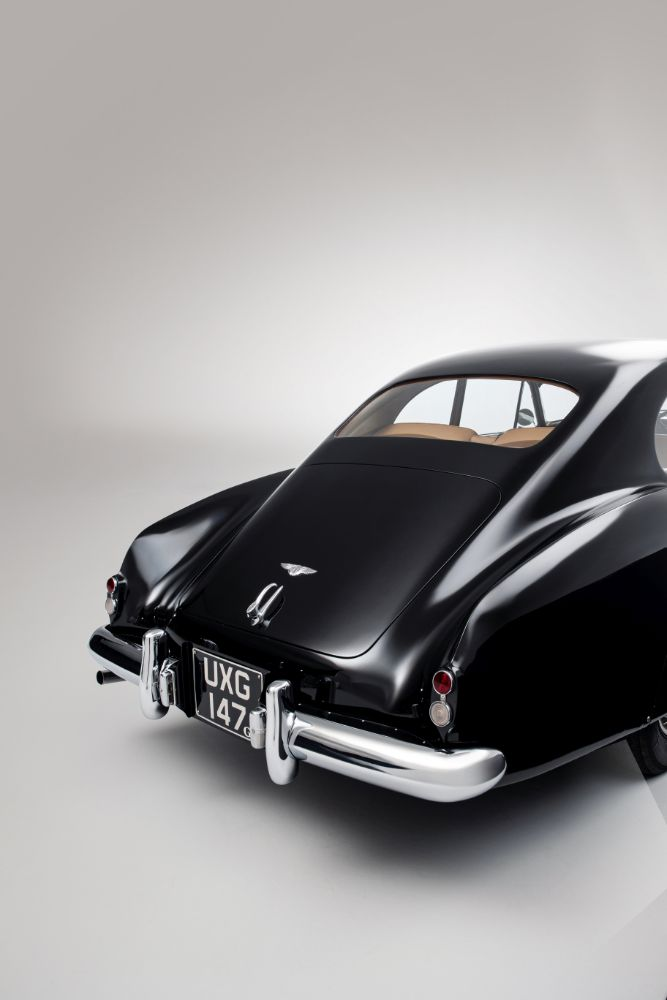 The Bond Street Sale: Important Collector' Motor Cars
