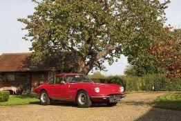 1967 Ferrari 330 GTC Berlinetta Chassis no. 9613