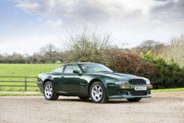 1995 Aston Martin Vantage Coupé Chassis no. SCFDAM2S0RBR70065 Engine no. 590/70027/M