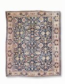 A very large Mahal carpet North West Persia 638cm x 533cm