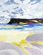 Donald Hamilton Fraser R.A. (British, 1929-2009) Landscape, March 2008