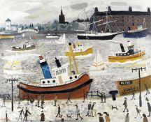 Alan Furneaux (British, born 1953) Bristol
