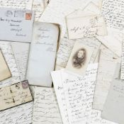 SCOTLAND - MURRAY FAMILY OF OCHTERTYRE Papers and correspondence relating to the Murray family of...