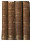 AUSTEN (JANE) [Bentley's Standard Novels] Sense and Sensibility; Emma; Mansfield Park; Northanger...