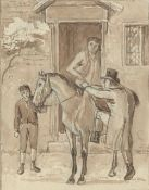 CHALON (ALFRED EDWARD AND JOHN JAMES) 'Sketches by A.E.C. & J.J.C. The Etchings by F[rancis] S[te...