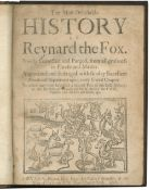 REYNARD THE FOX The Most Delectable History of Reynard the Fox. Newly Corrected and Purged, from ...