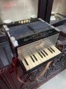 A Genuine Antoria Piano Action Accordion