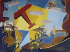 Giulio D'Anna (Villarosa 1908 – Messina 1978)