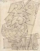 Fortunato Depero (Fondo 1892 - Rovereto 1960)
