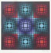 Victor Vasarely (Pecs 1906 – Paris/Parigi 1997)