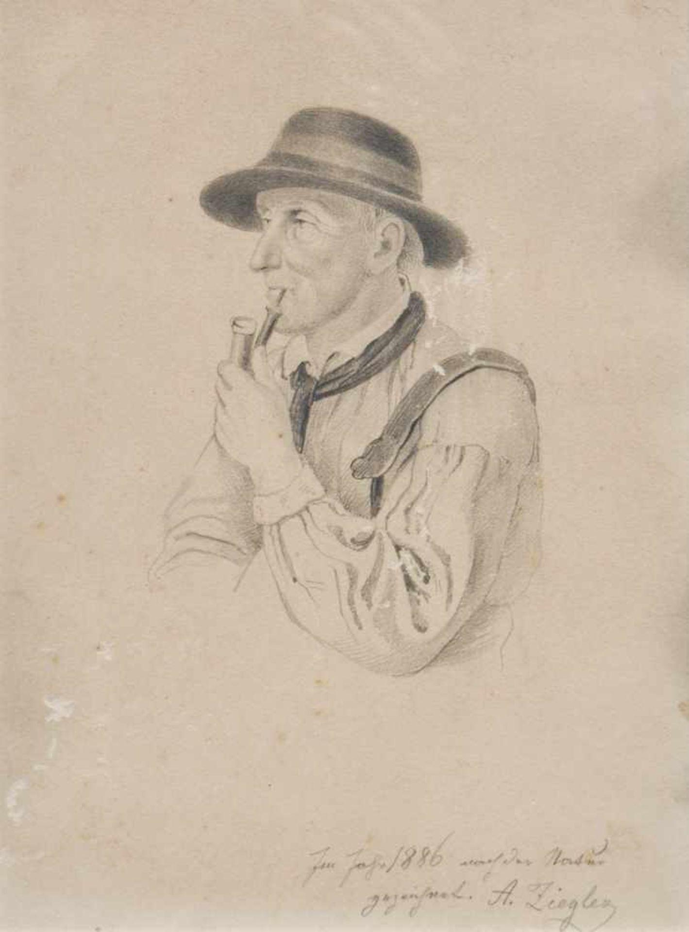Andreas Ziegler (Frankfurt/Main 1815 – Innsbruck 1893)