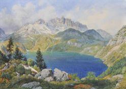 Ferdinand Gatt (Innsbruck 1847 – Brixen/Bressanone 1909)