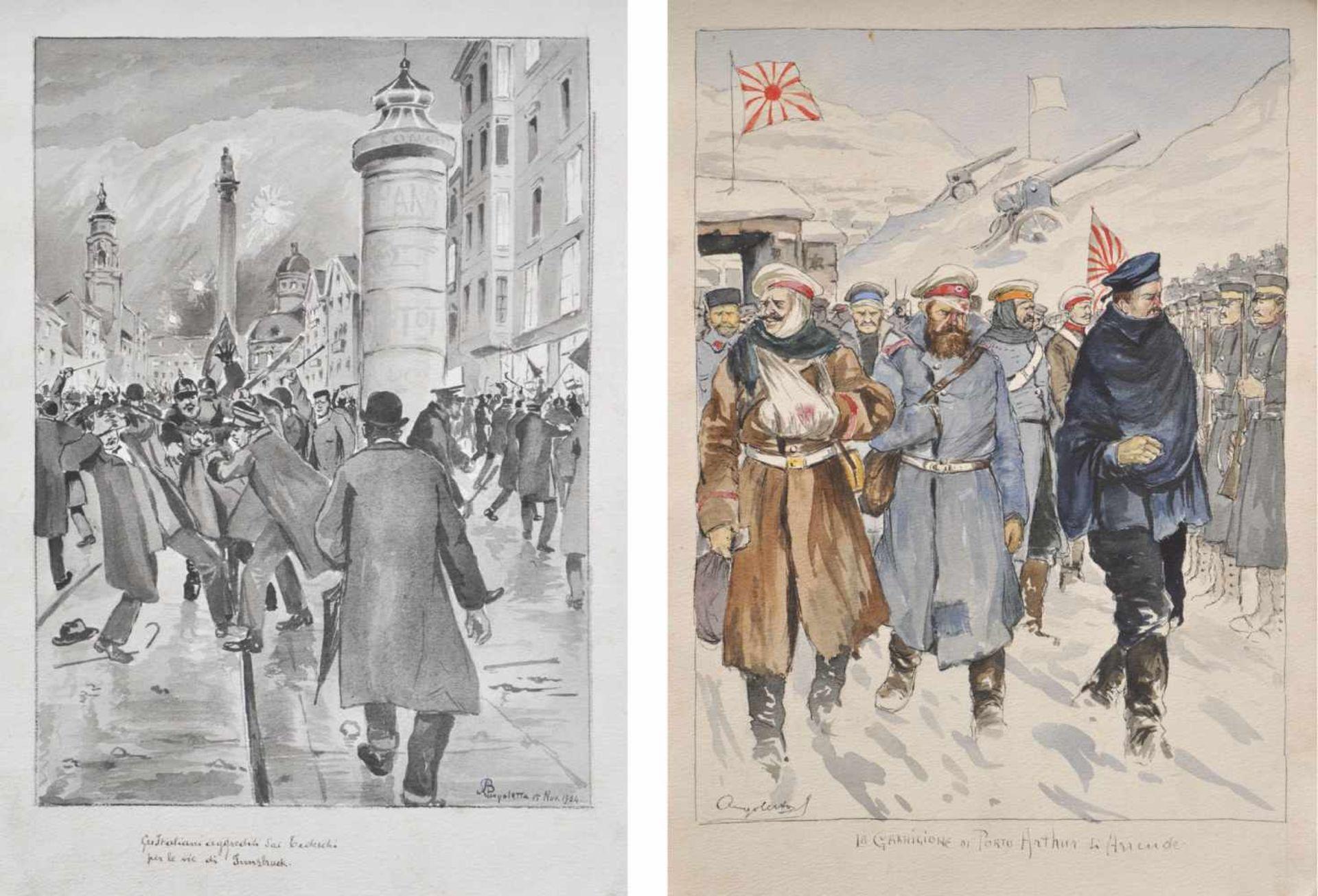 Bruno Angoletta (Belluno 1889 – Mailand/Milano 1954)
