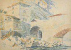Hugo Atzwanger (Feldkirch 1883 – Bozen/Bolzano 1960)