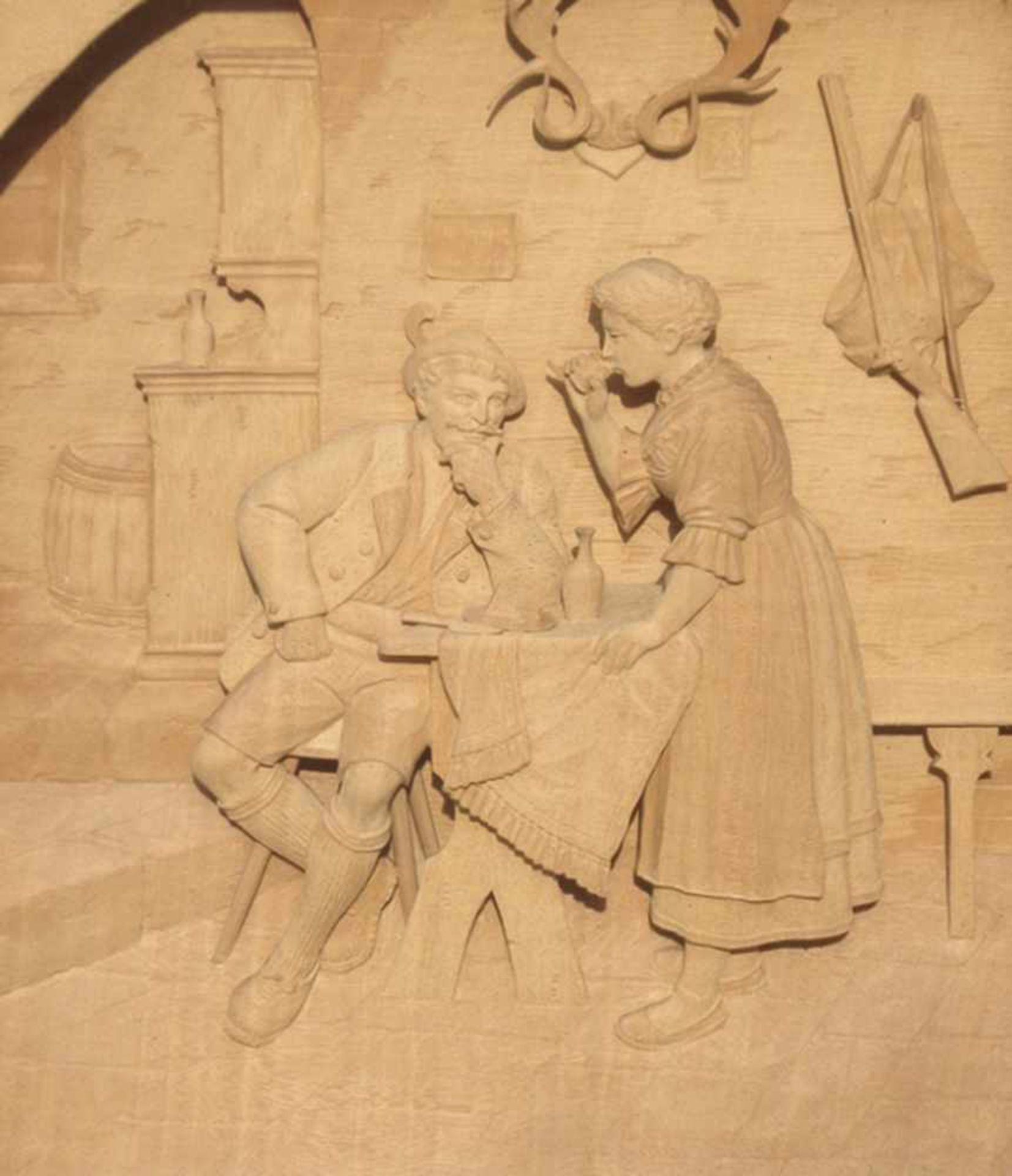 Bildhauer des späten 19. Jahrhunderts