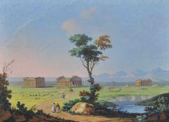 Maler des frühen 19. Jahrhunderts/Pittore del primo XIX secolo