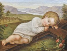 J. Pedevilla (Südtirol, 19. Jh./Alto Adige, Ottocento)