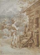 Jacob Gauermann (Öffingen bei Stuttgart/presso Stoccarda 1773 – Wien /Vienna 1843)