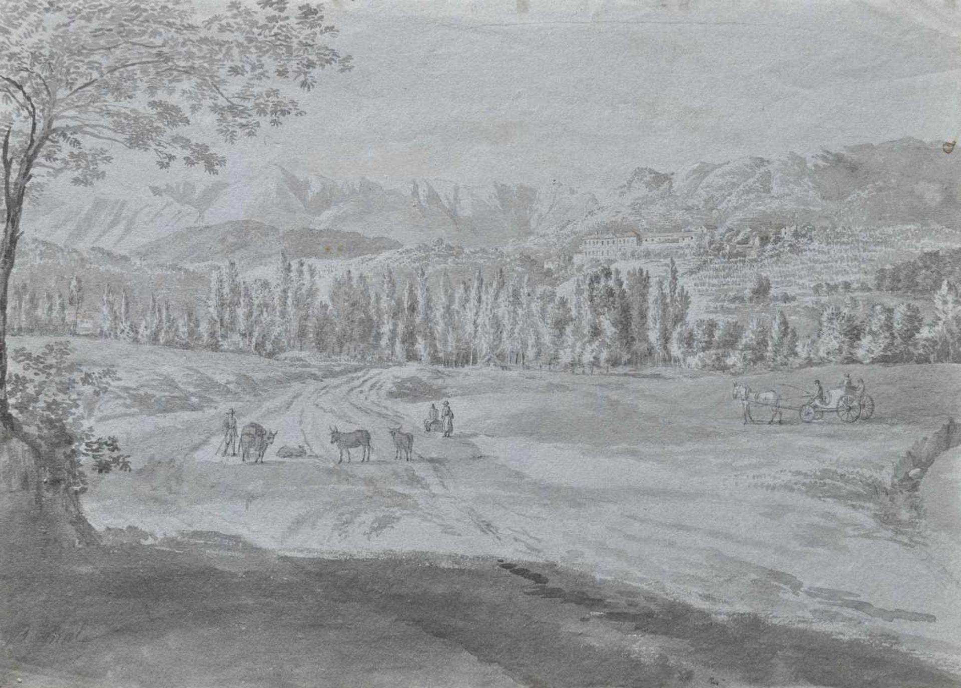 Josef Rebell (Wien/Vienna 1787 – Dresden/Dresda 1828)
