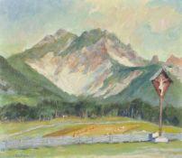 Lois Alton (Krumau 1894 – Innsbruck 1972)