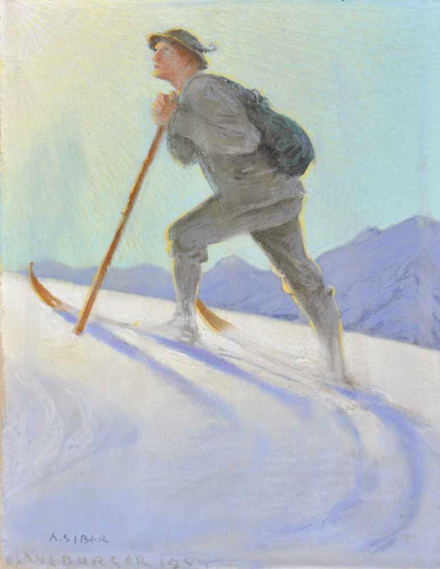Alfons Siber (Schwaz 1860 – Hall in Tirol 1919)