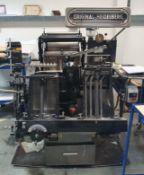 Heidelberg 10 Platen Press