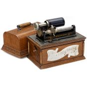 Phonograph Columbia Graphophone Typ AT, ab 1903