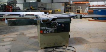 SCMI Table Saw