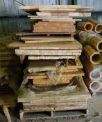 Skid of Lumber