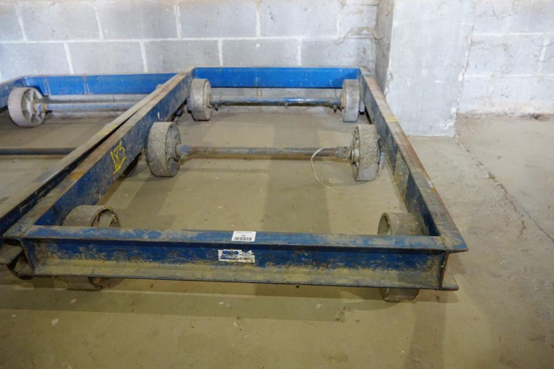 Low Profile Lumber Carts
