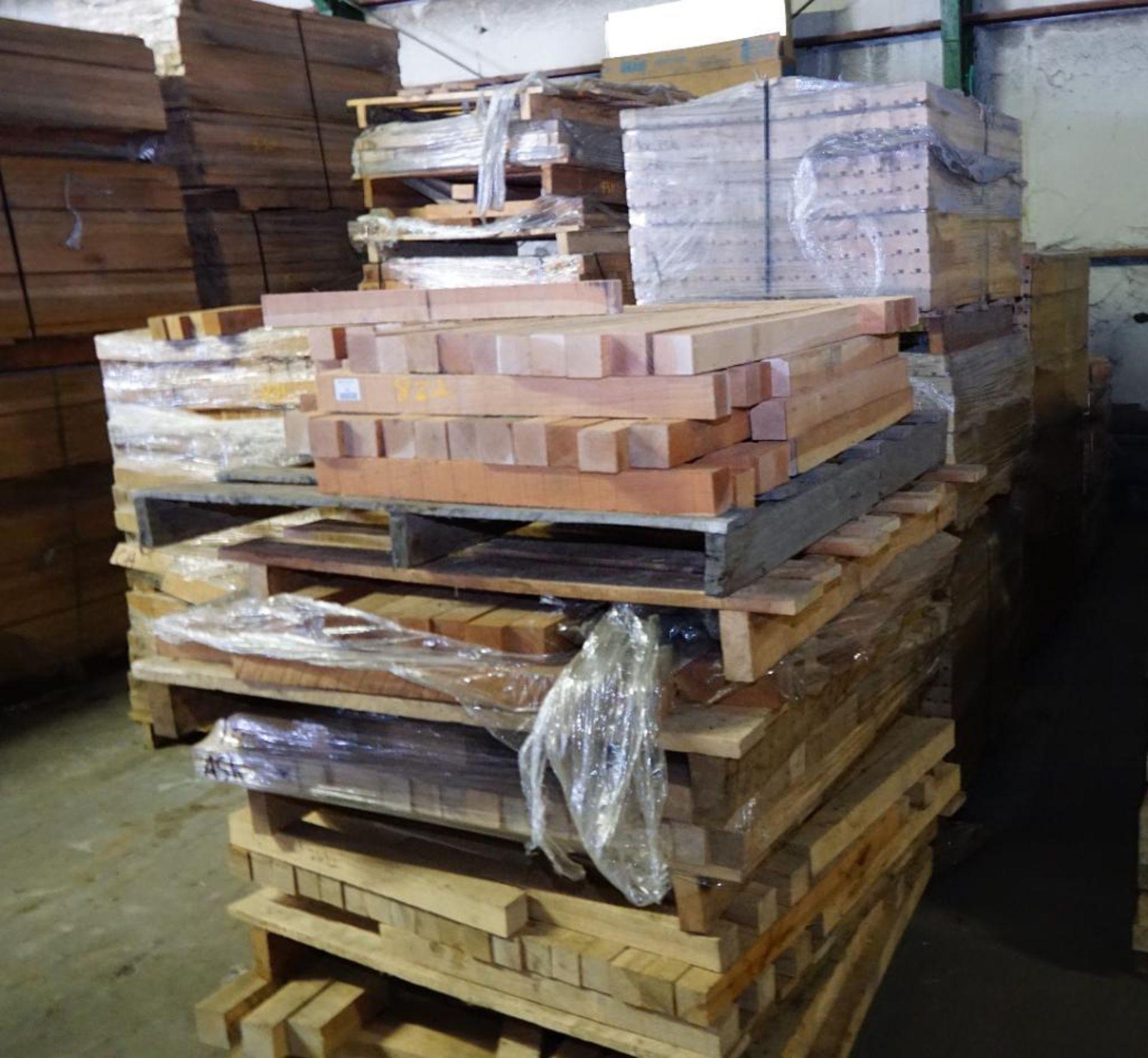 Assortment of Lumber