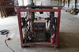 Lincoln Ranger 8 Generator with Lincoln LN-25 Arc Welder