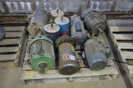 Skid of Electric Motors