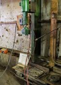Tyler Machinery Drill Press
