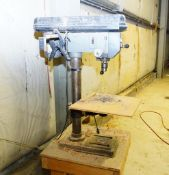 Jet Drill Press