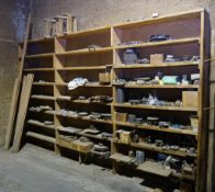 Cutter Heads and Shelving