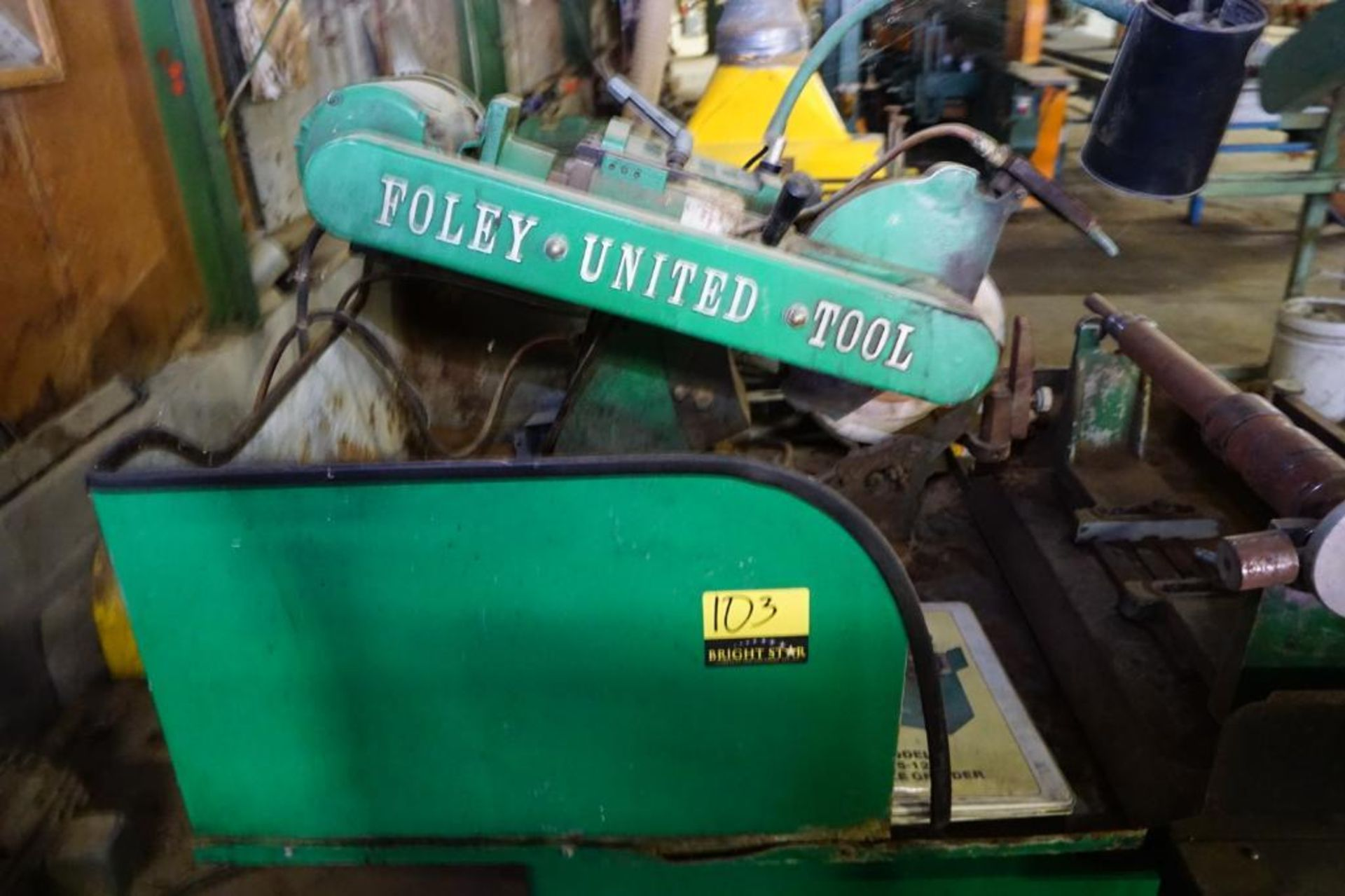 Foley United Sharpener - Image 4 of 7
