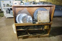 Ripsaw Blades and Shelf