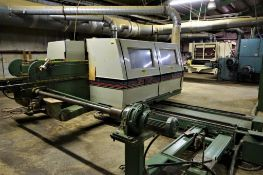Vector Wisconsin Automated Double End Tenoner